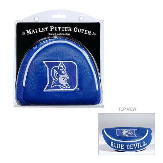 20831: Golf Mallet Putter Cover Duke Blue Devils